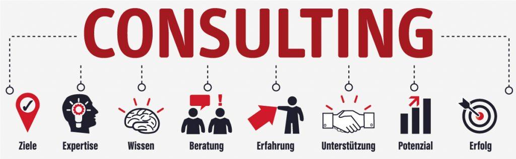consulting infografik